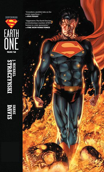 Superman: Earth One Volume Two