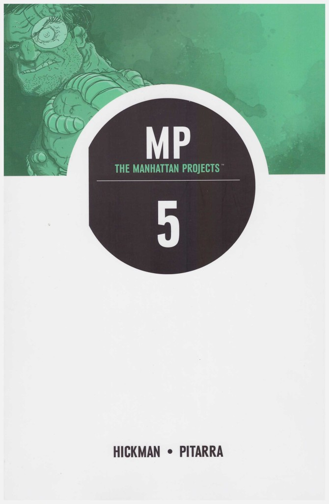 The Manhattan Projects 5