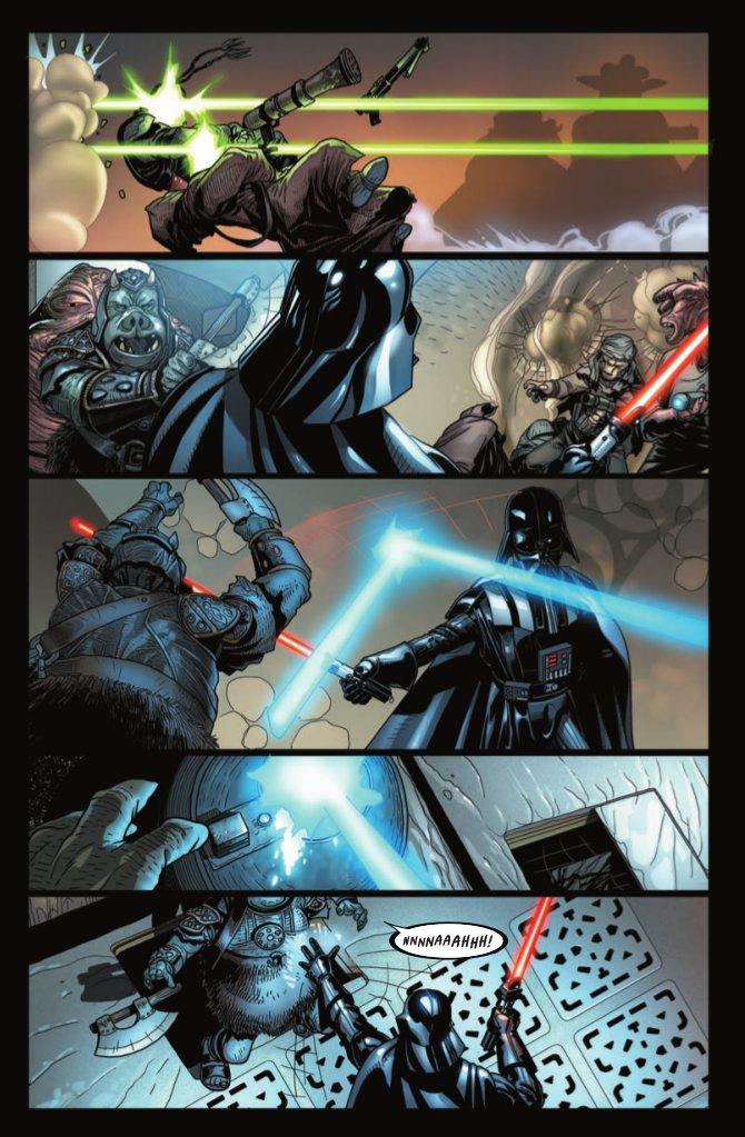 Star Wars Darth Vader Vader review