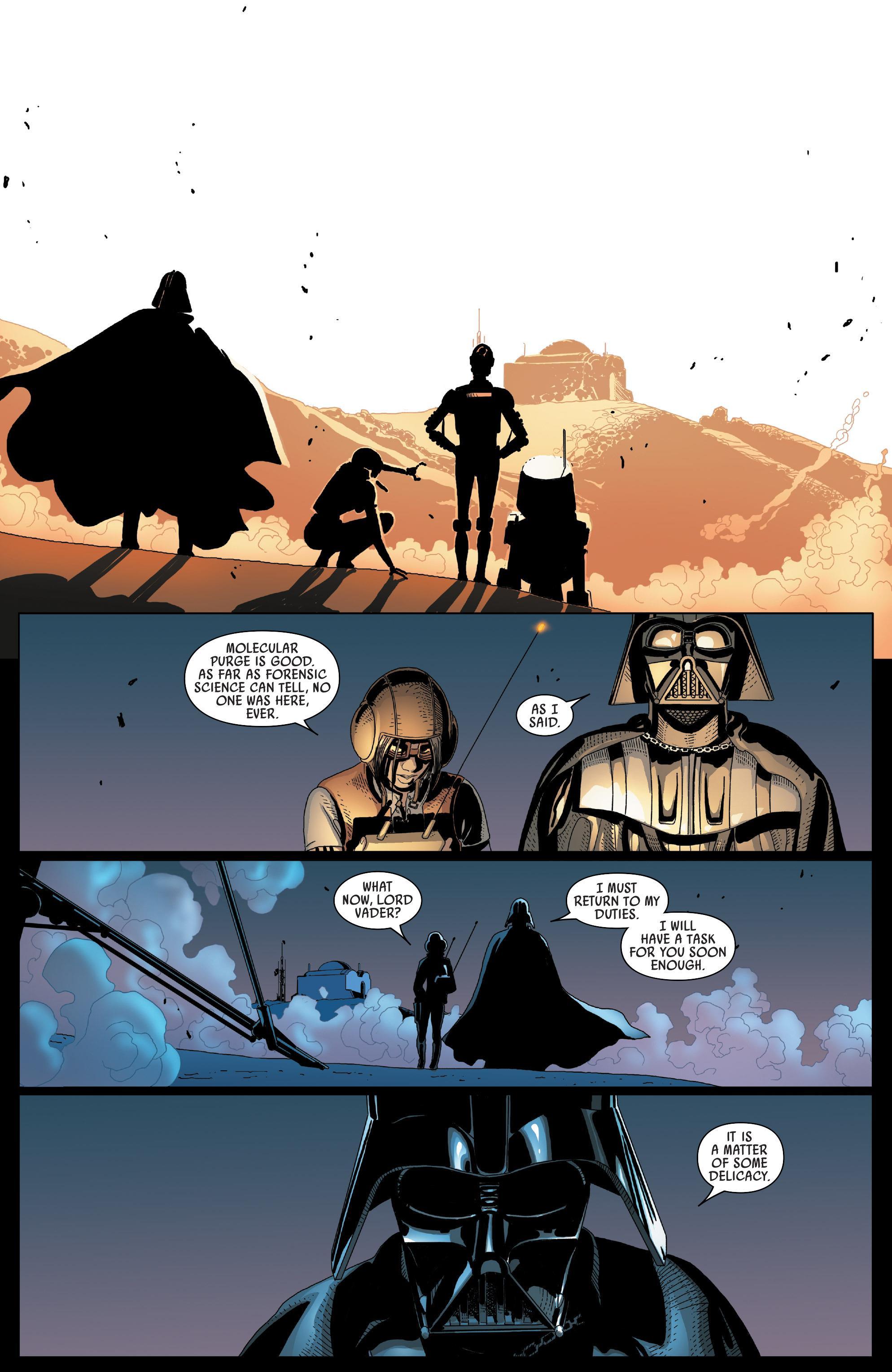 Star Wars Darth Vader Vol 1 review