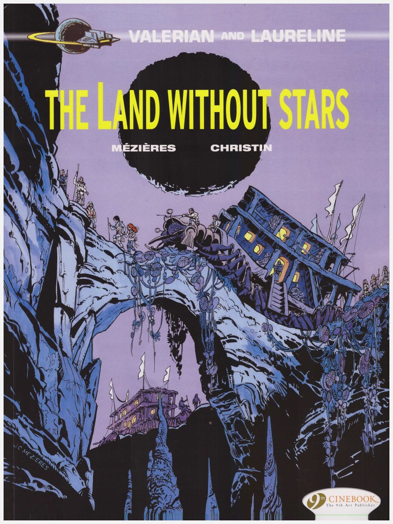 Valerian and Laureline: The Land Without Stars