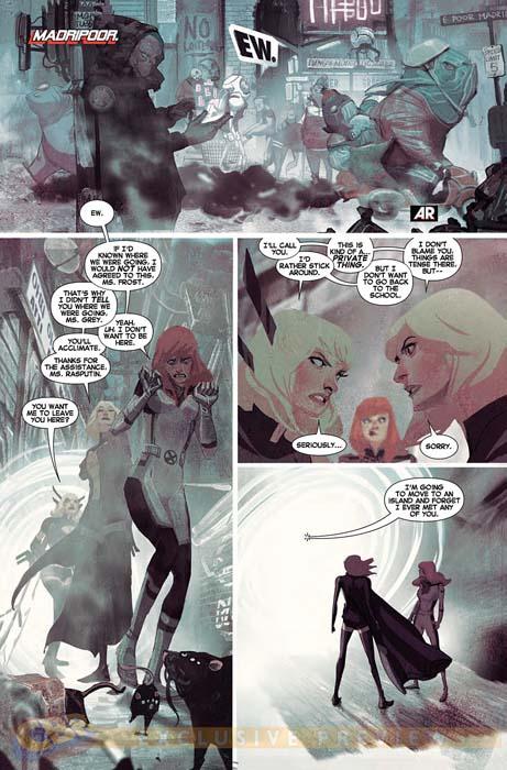 All-New X-Men The Utopians review