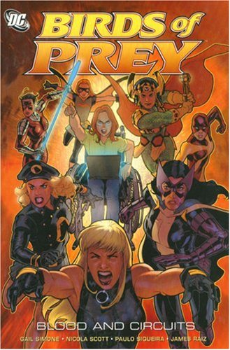 Birds of Prey: Blood and Circuits