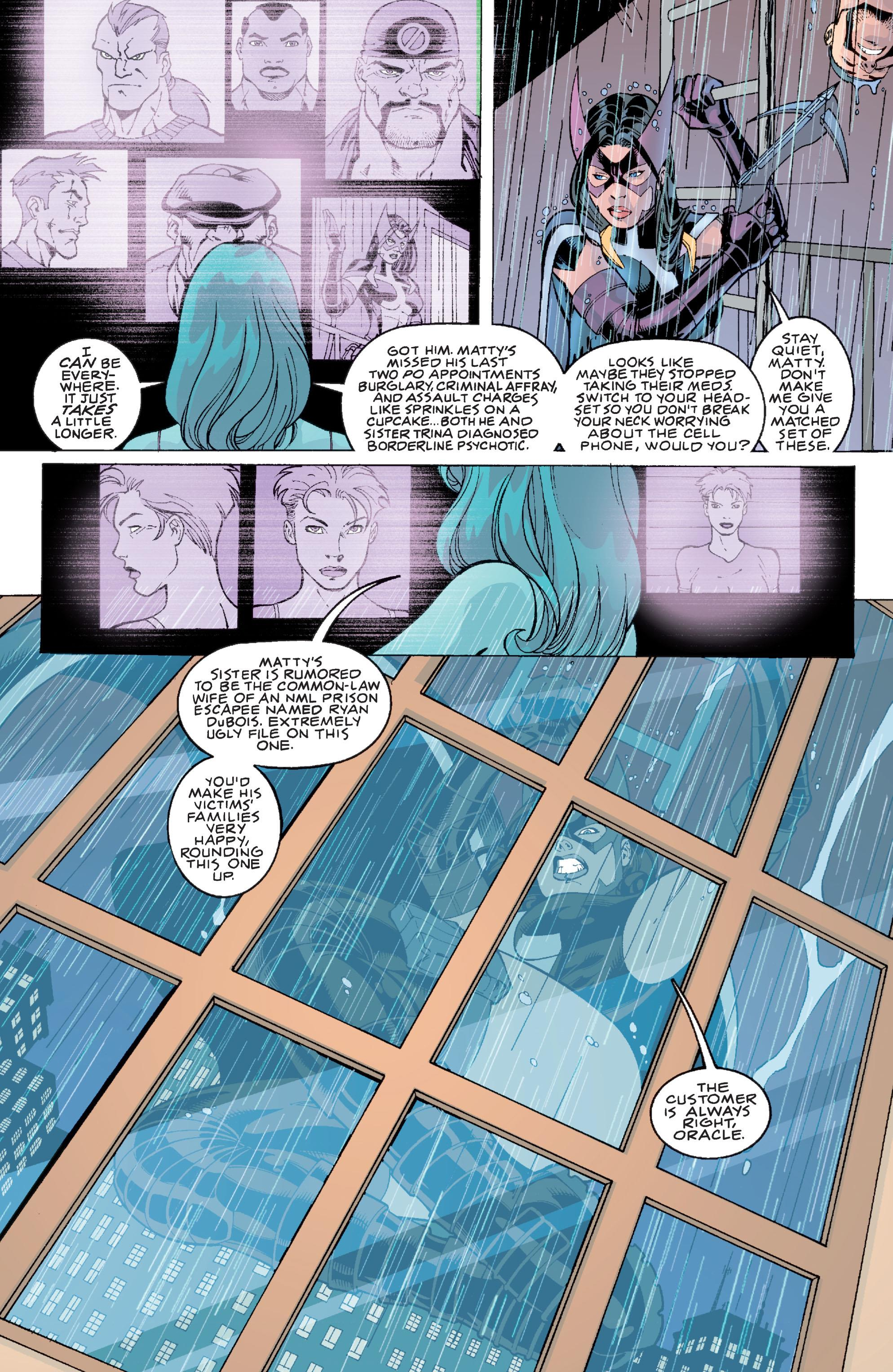 Birds of Prey Of Like Minds review