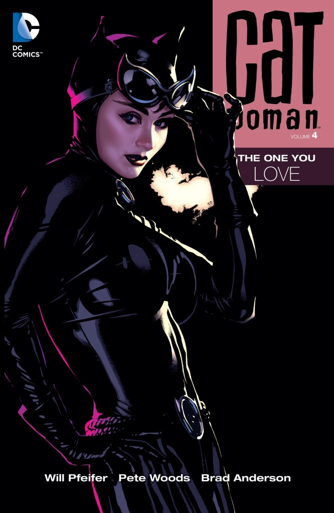 Catwoman: The One You Love