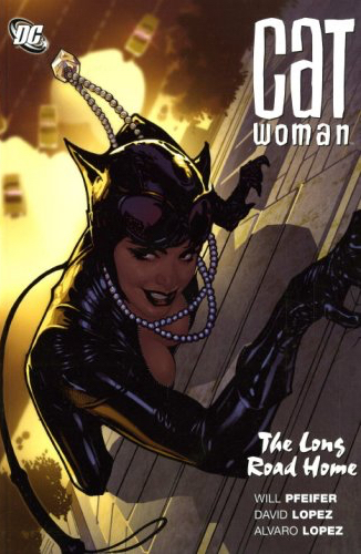 Catwoman: The Long Road Home