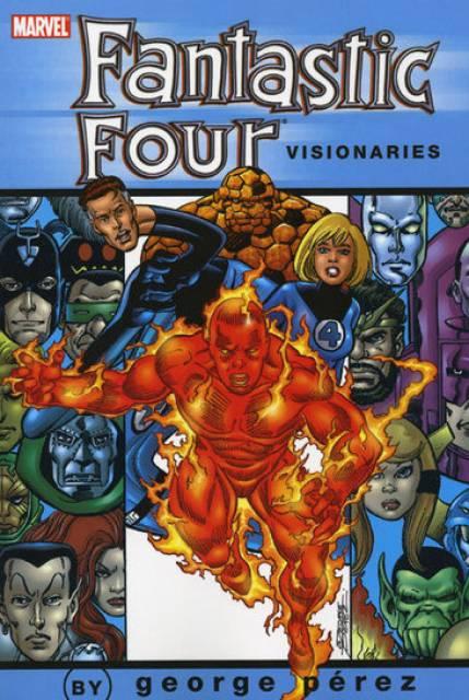 Fantastic Four Visionaries: George Pérez Vol. 2