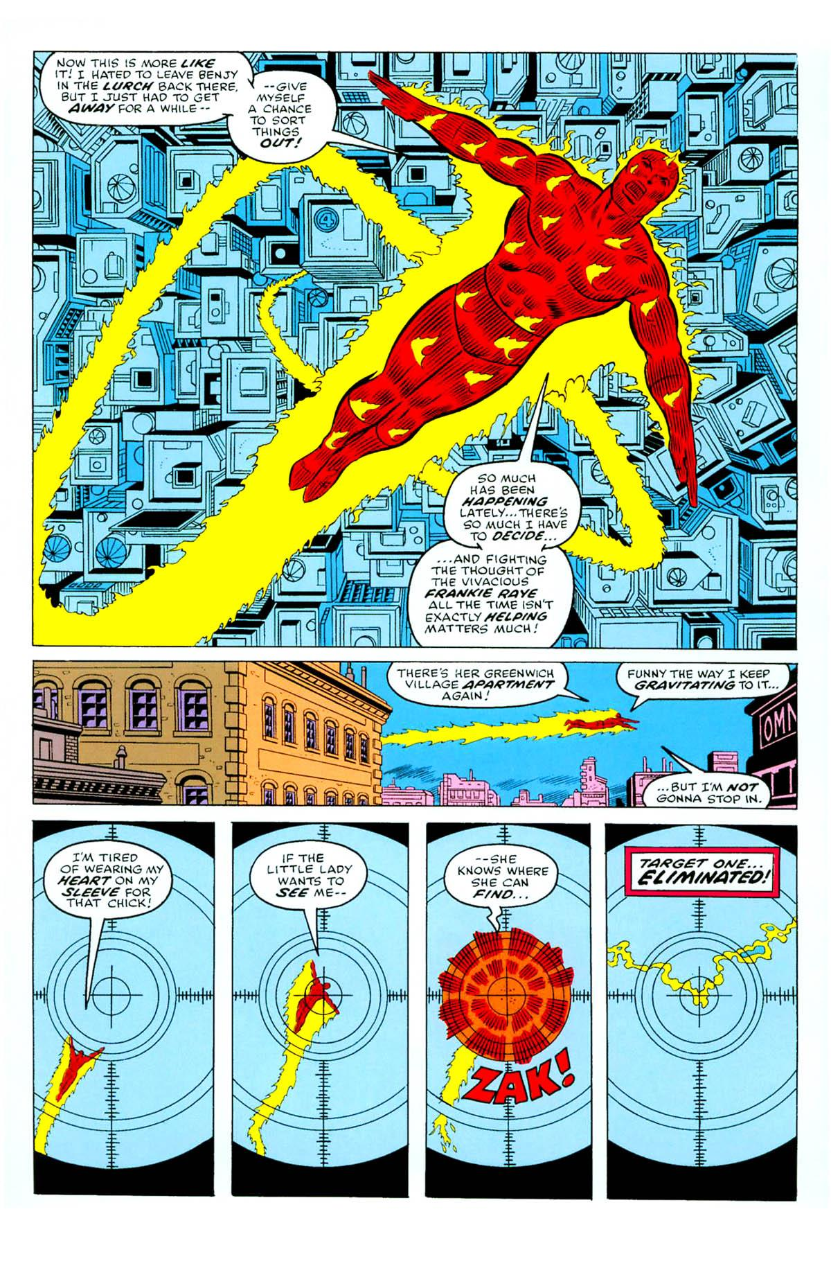 Fantastic Four Visionaries George Perez review