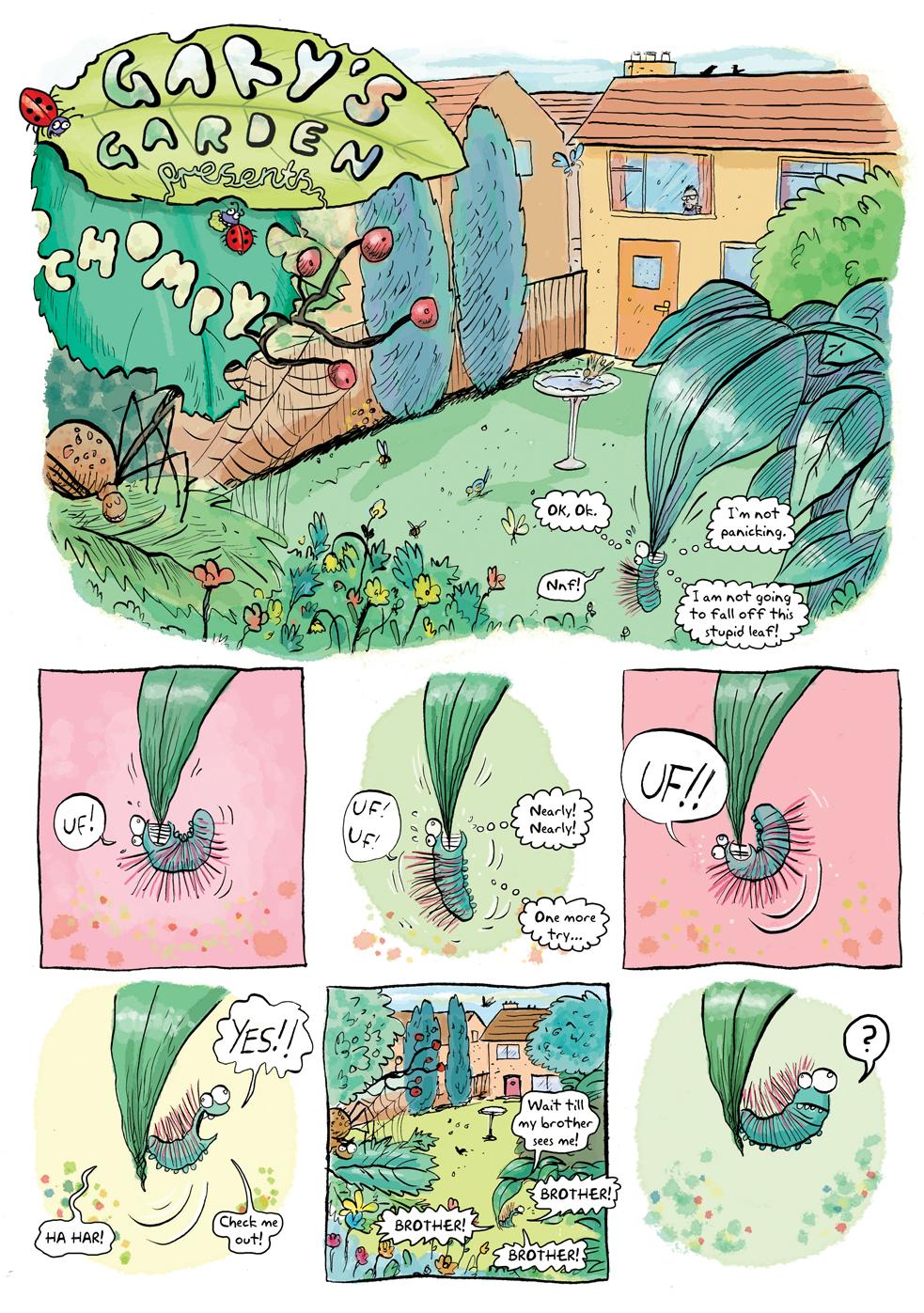 Gary's Garden review