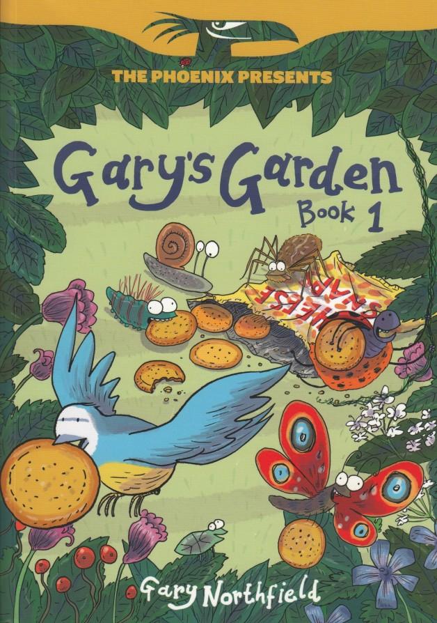 Gary's Garden Book 1