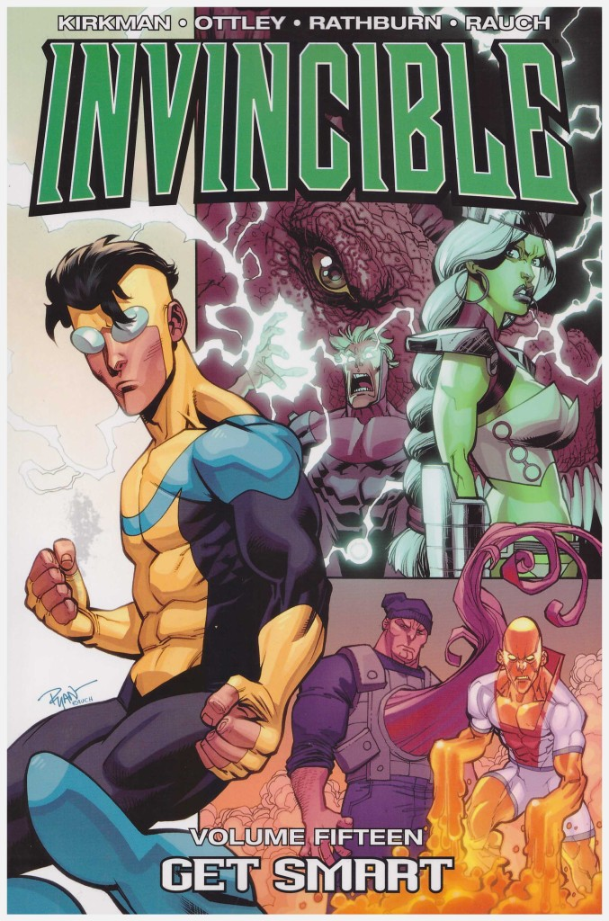 Invincible Volume Fifteen: Get Smart