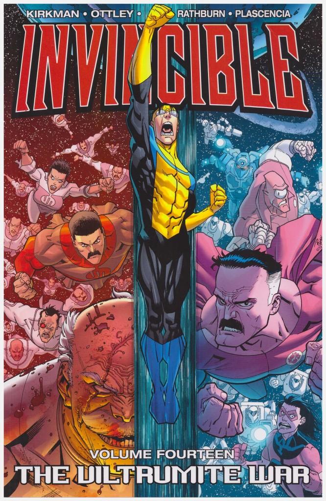 Invincible Volume Fourteen: The Viltrumite War