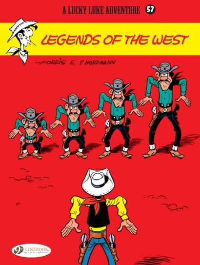 Lucky Luke: Legends of the West