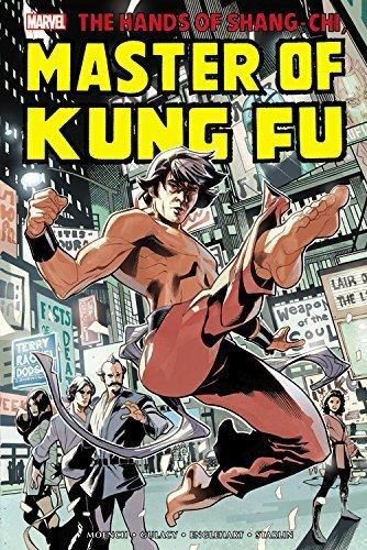 Shang-Chi, Master of Kung-Fu Omnibus Vol. 1