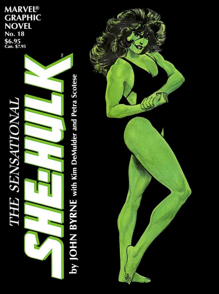 The Sensational She-Hulk