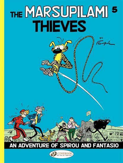 Spirou and Fantasio: The Marsupilami Thieves