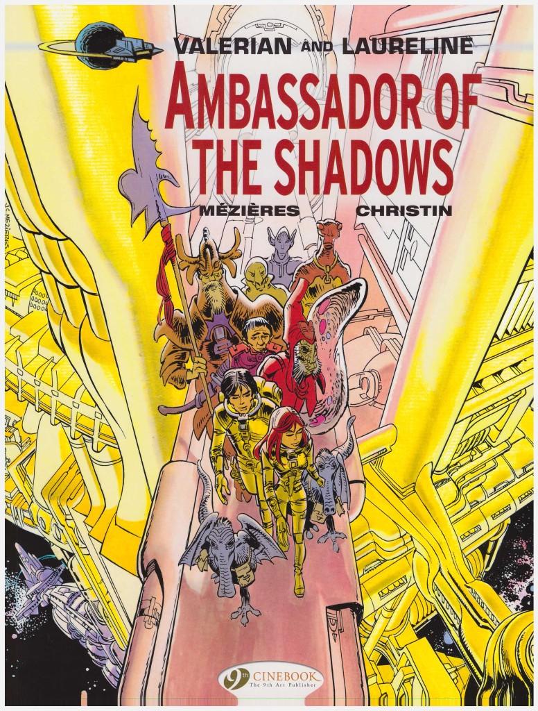 Valerian and Laureline: Ambassador of the Shadows