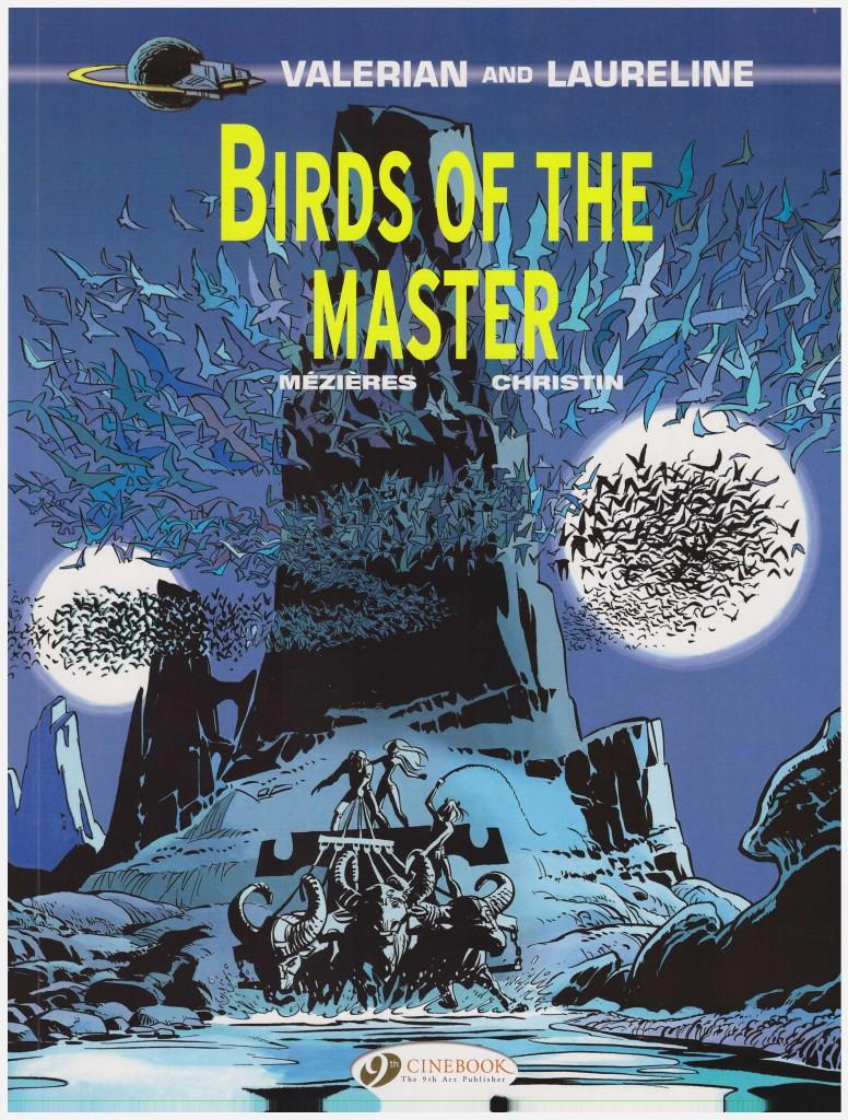 Valerian and Laureline: Birds of the Master