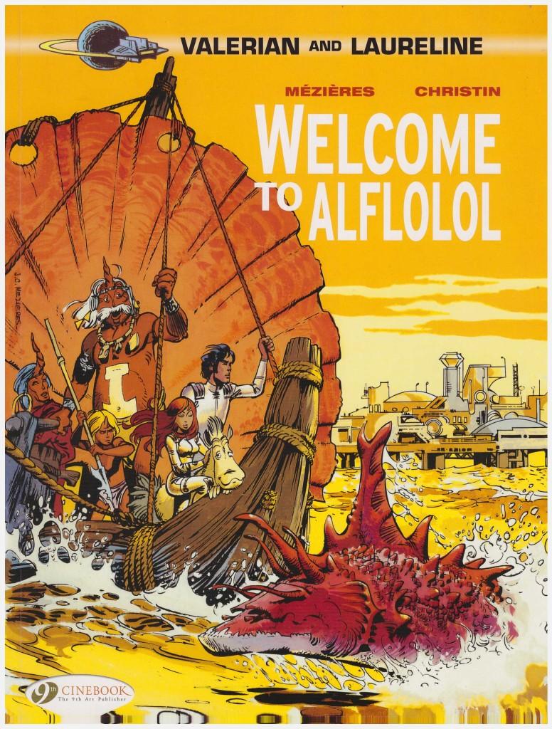Valerian and Laureline: Welcome to Alflolol