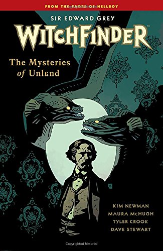 Witchfinder: The Mysteries of Unland