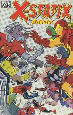 X-Statix vs. The Avengers