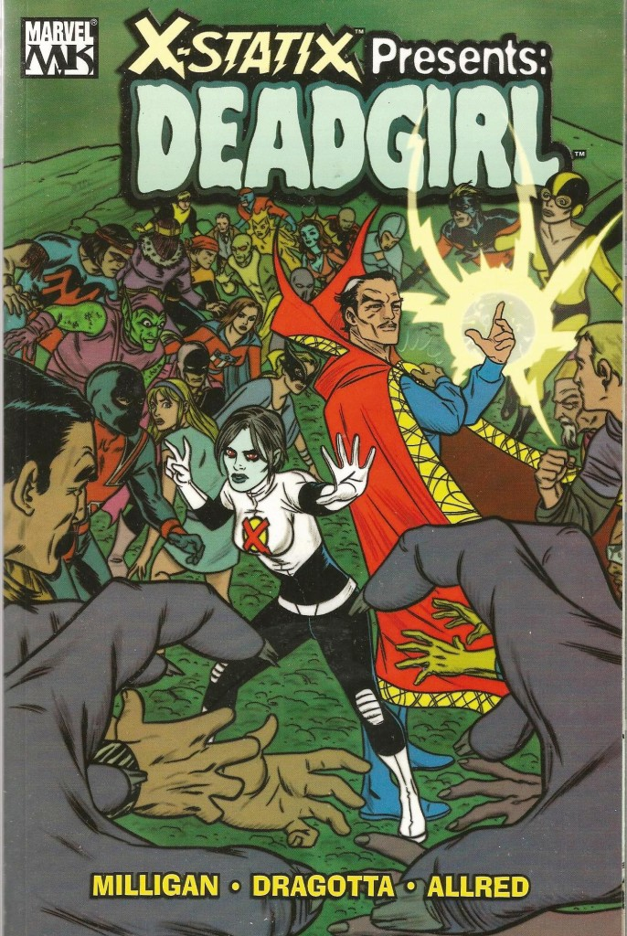 X-Statix Presents: Dead Girl