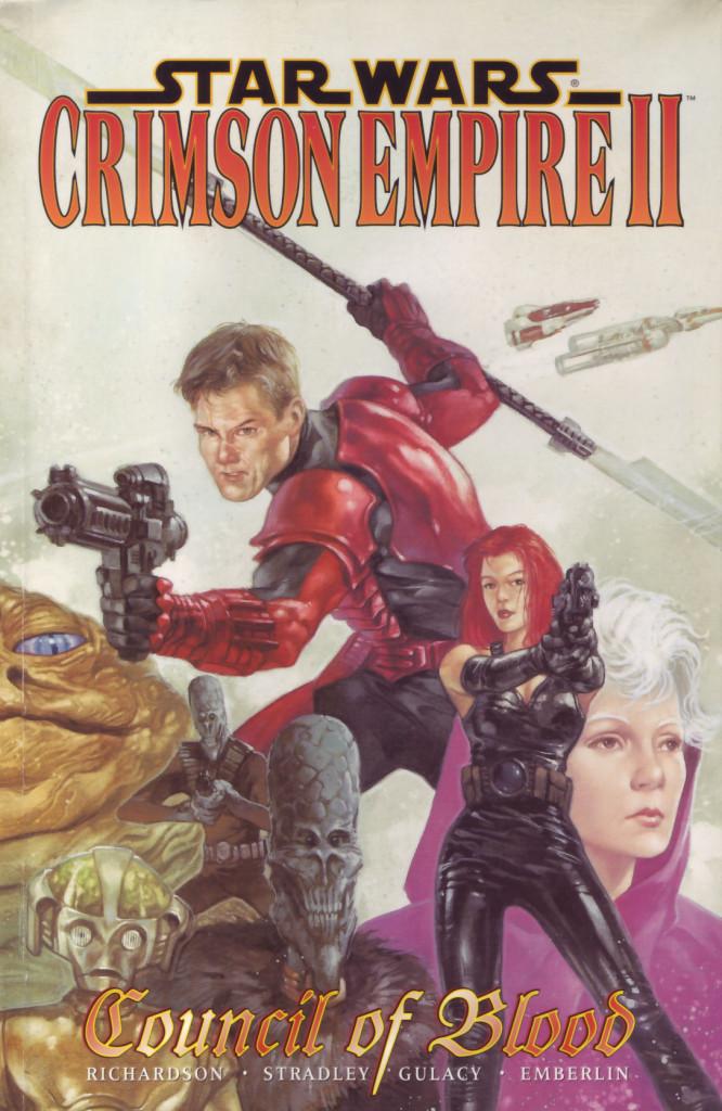 Star Wars: Crimson Empire II – Council of Blood