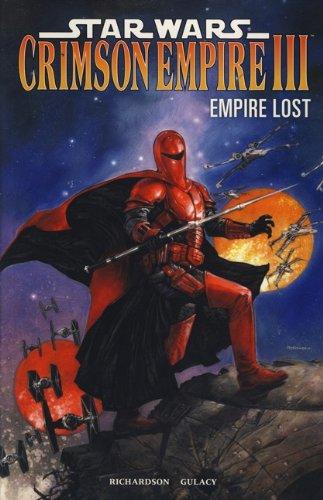 Star Wars: Crimson Empire III – Empire Lost