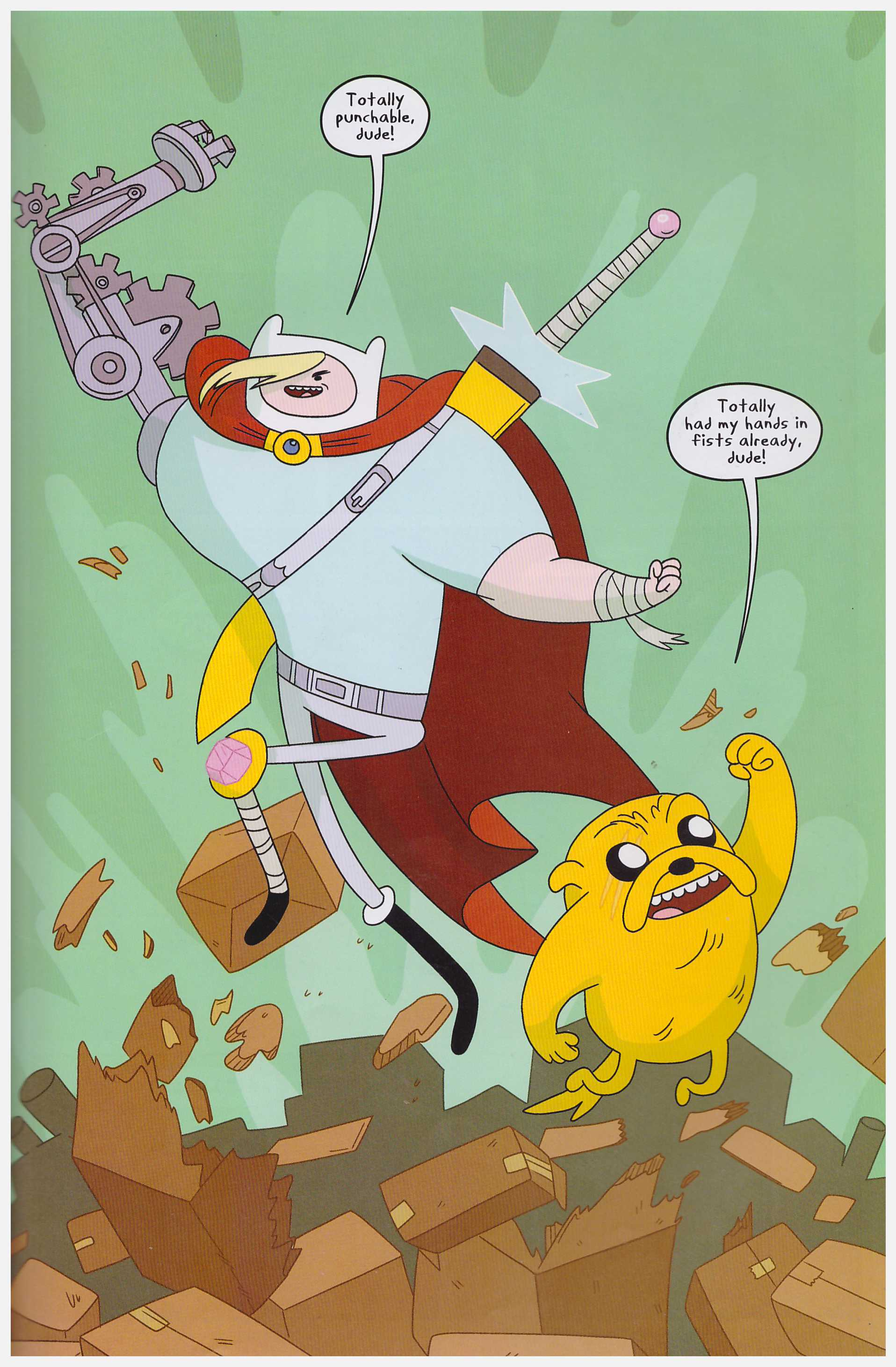 Adventure Time vol 2 review