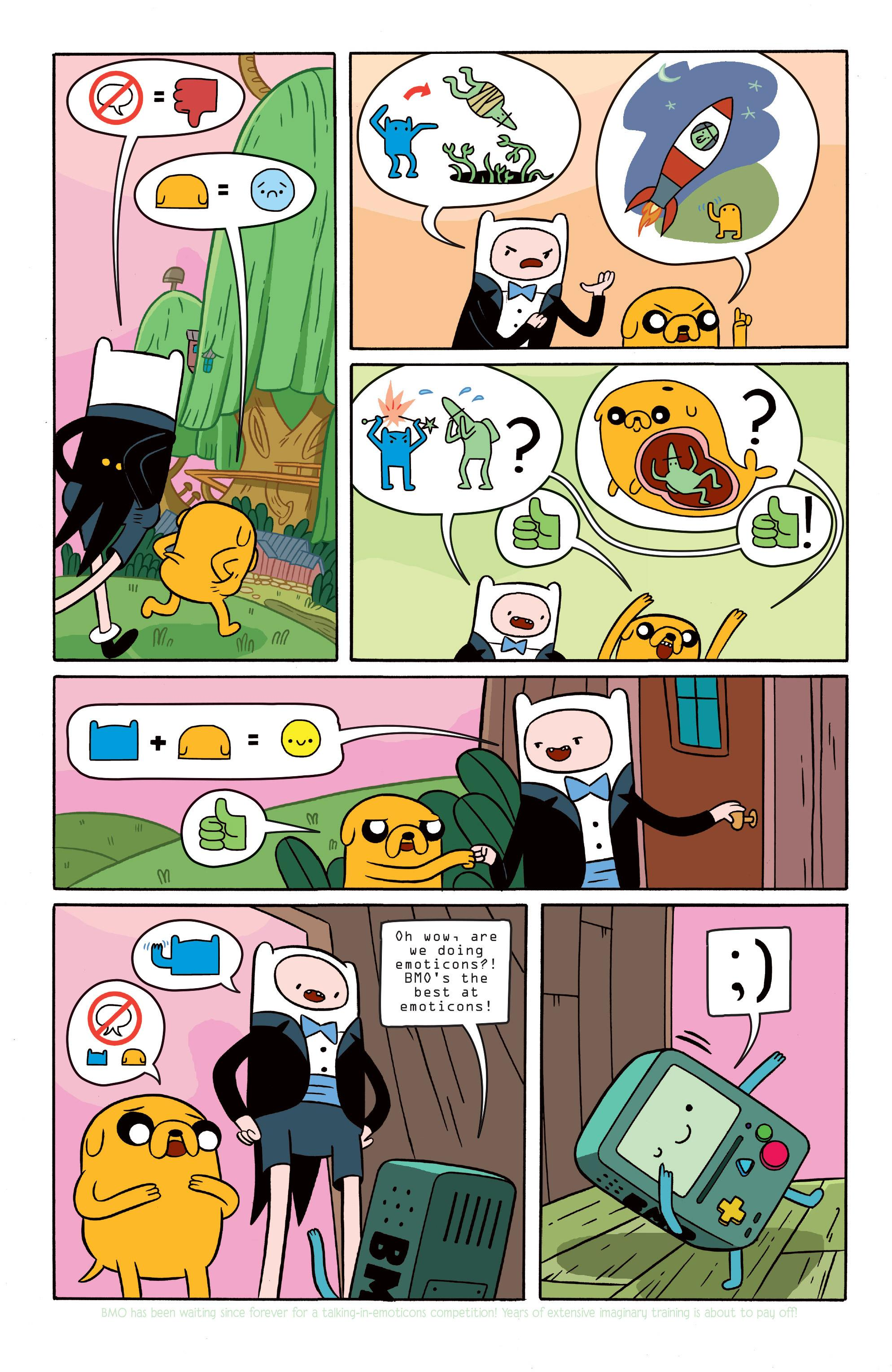 Adventure Time vol 4 review