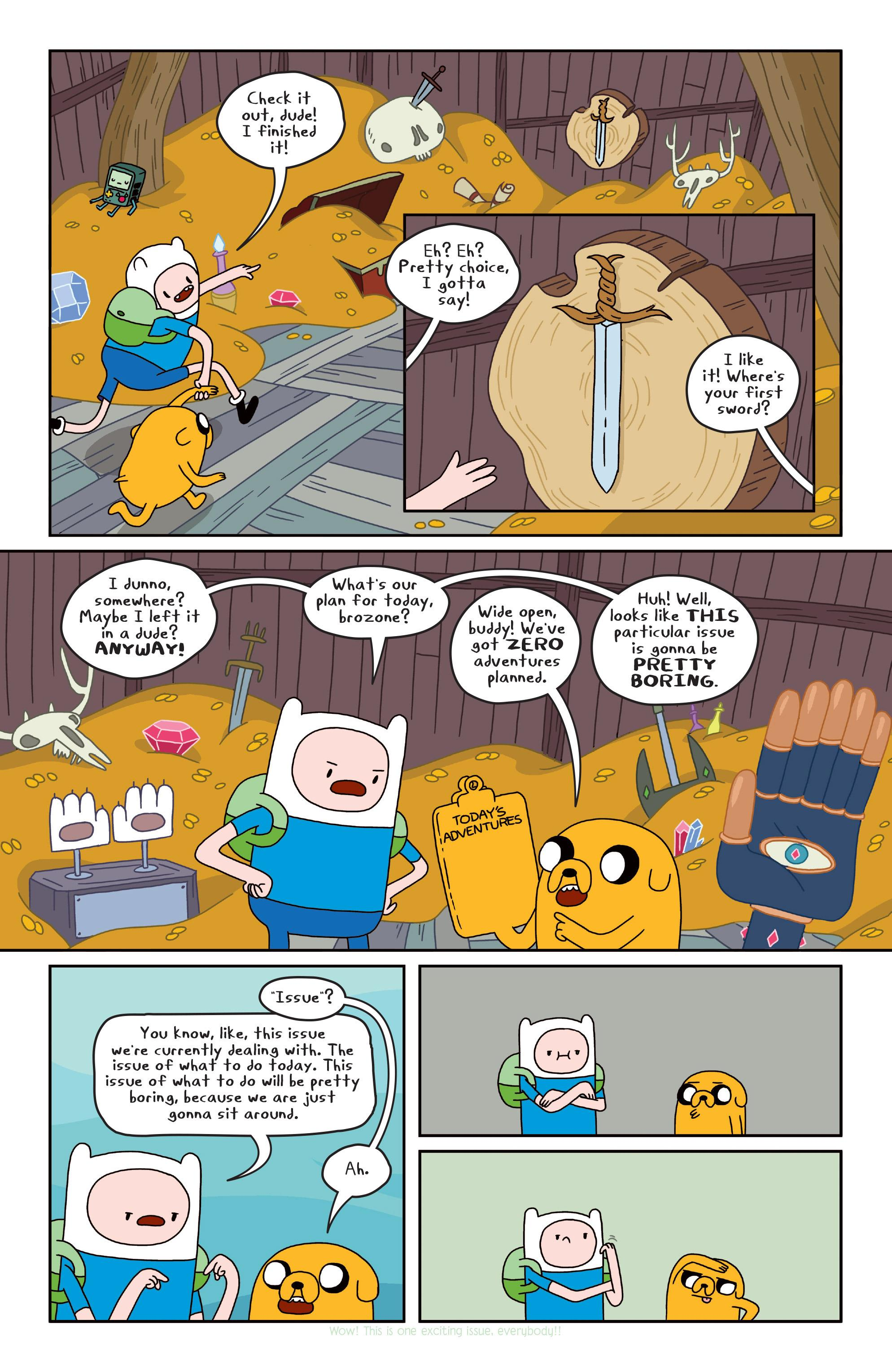 Adventure Time vol 5 review