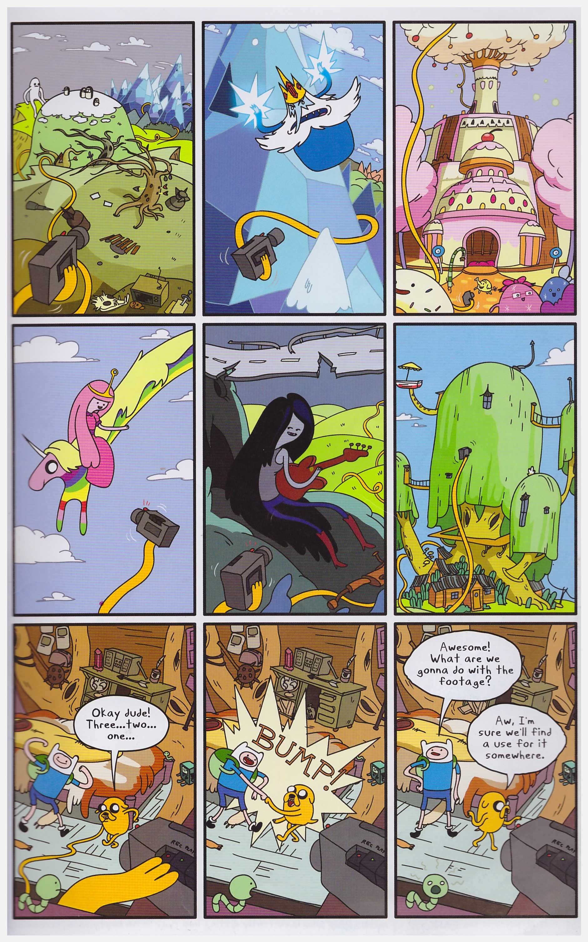 Adventure Time Vol 1 review