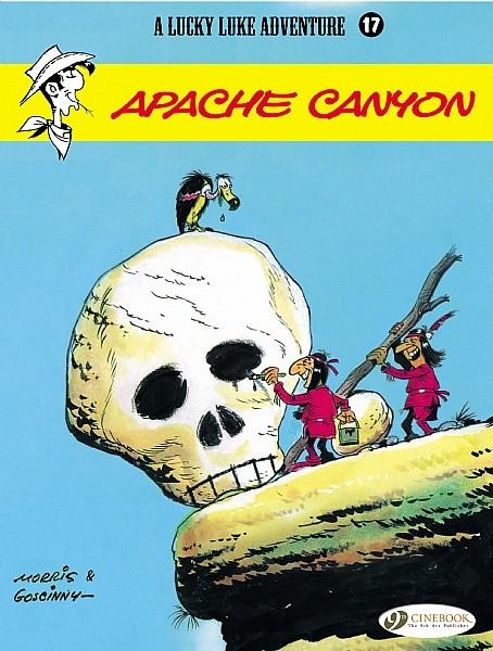 Lucky Luke: Apache Canyon