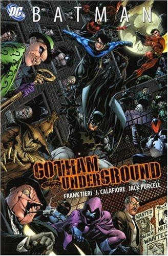 Batman: Gotham Underground