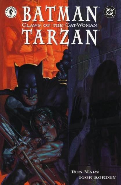 Batman and Tarzan: Claws of the Cat-Woman