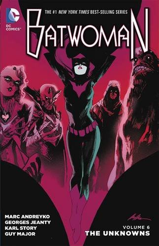 Batwoman: The Unknowns