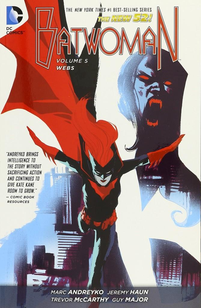 Batwoman: Webs