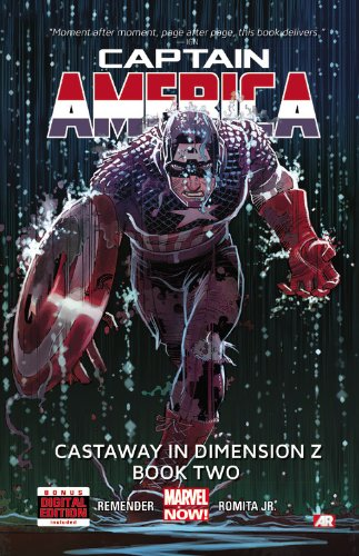 Captain America: Castaway in Dimension Z Book Two
