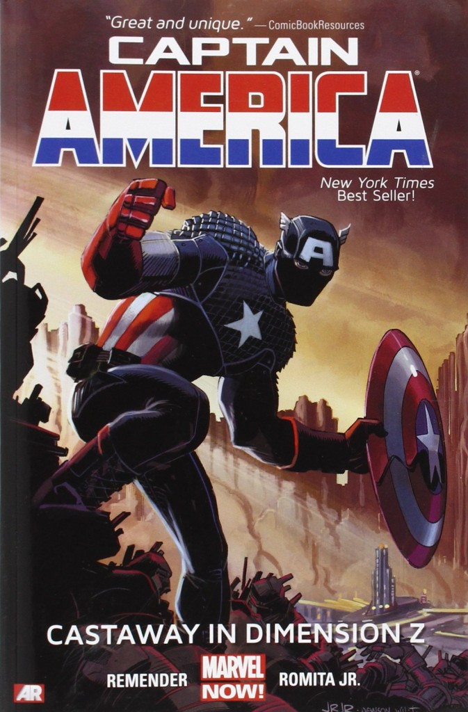 Captain America: Castaway in Dimension Z Book One