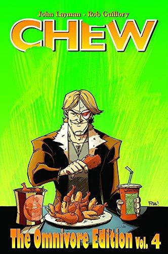 Chew Omnivore Edition Volume Four