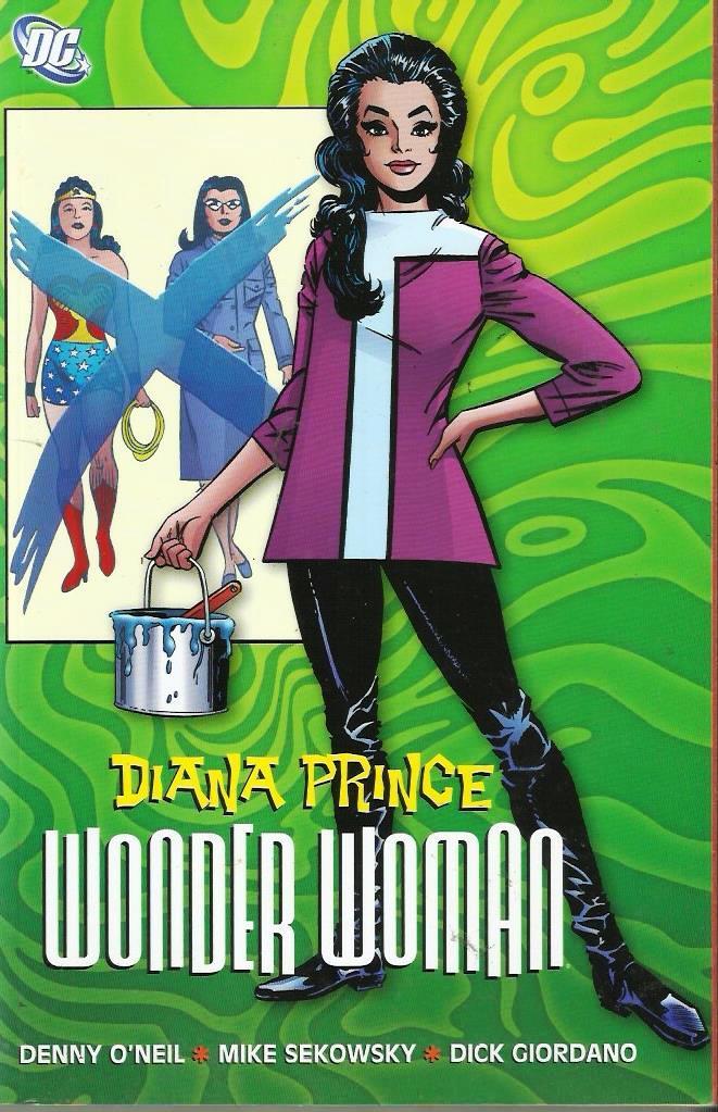 Diana Prince, Wonder Woman: Volume 1