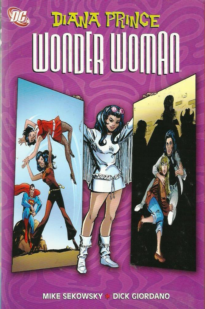 Diana Prince, Wonder Woman: Volume 2