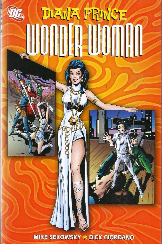 Diana Prince, Wonder Woman: Volume 3