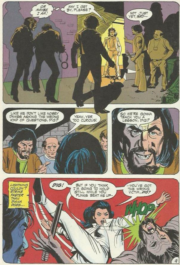Diana Prince Wonder Woman 3 review