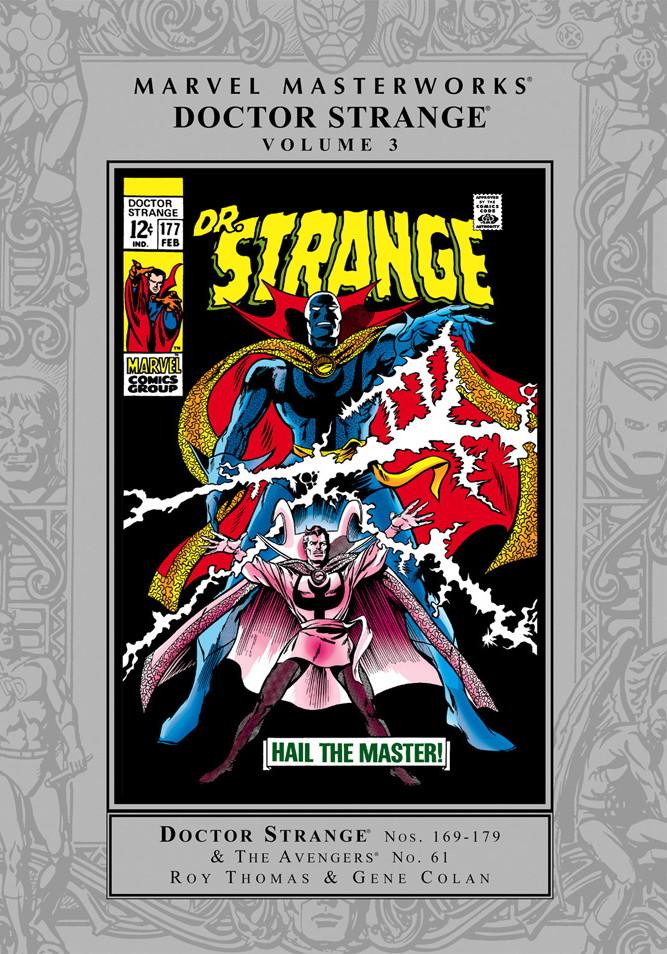 Marvel Masterworks: Doctor Strange Volume 3