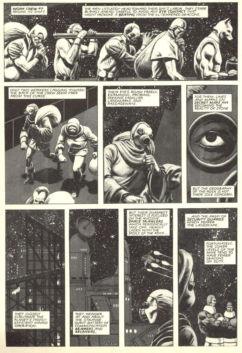 Dreadstar The Price review