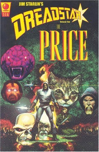 Dreadstar Volume Two: The Price