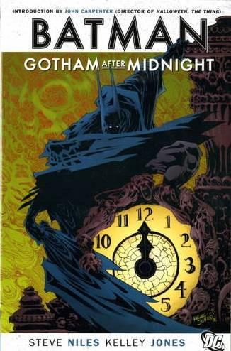 Gotham After Midnight