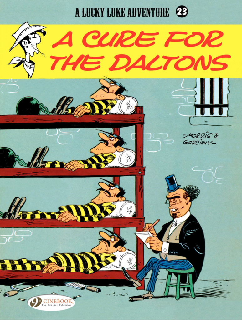 Lucky Luke: A Cure for the Daltons