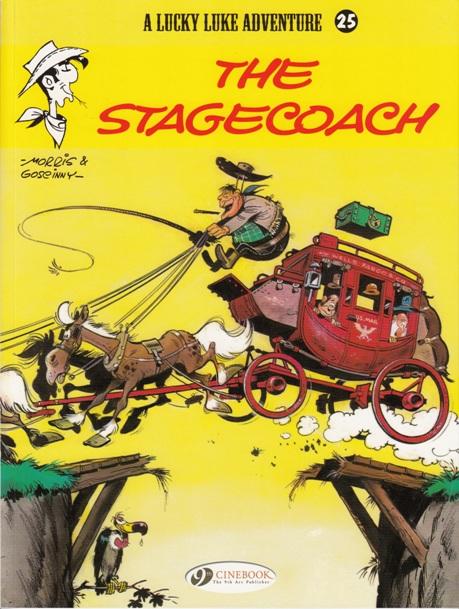 Lucky Luke: The Stagecoach